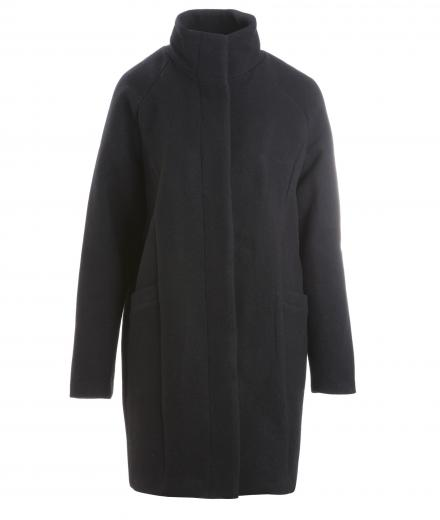 Wunderwerk O-Shape Coat Black