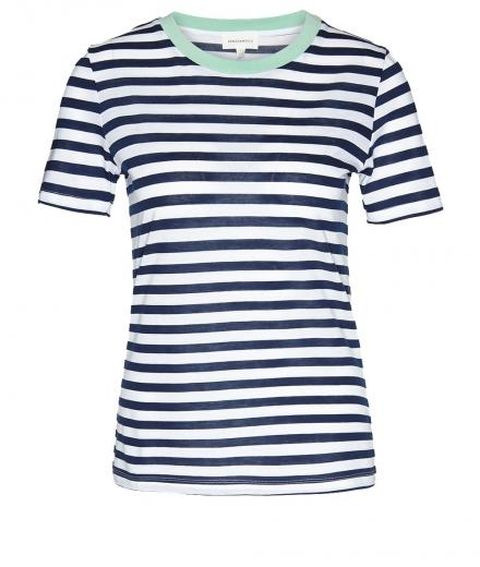 ARMEDANGELS Lida Bold Stripes white-navy | M