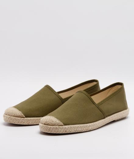 Grand Step Shoes Evita Plain Khaki