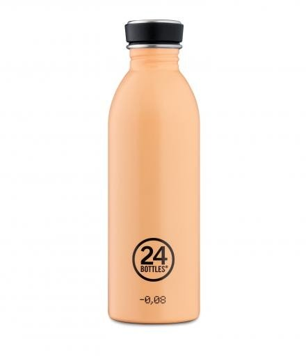 24Bottles Urban Trinkflasche Peach Orange