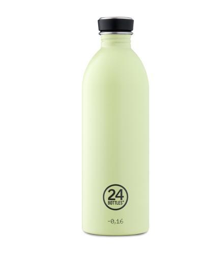 24Bottles Trinkflasche Pastel  Pistachio Green | 1,0 L