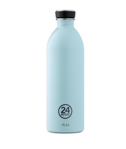 24Bottles Trinkflasche Pastel Cloud Blue | 1,0 L