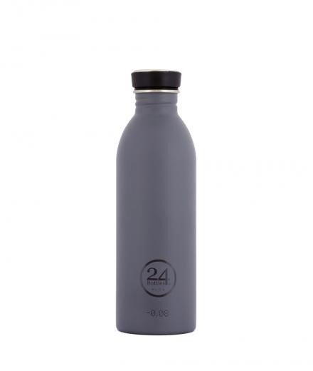 24Bottles Trinkflasche 0,5 Liter formal grey