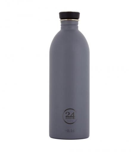 24Bottles Trinkflasche 1,0 Liter formal grey