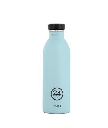 24Bottles Trinkflasche Pastel  Cloud Blue | 0,5l