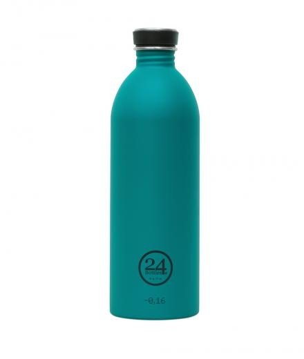 24Bottles Trinkflasche 1,0 Liter atlantic