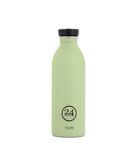 24Bottles Trinkflasche Pastel  Pistachio Green | 0,5l