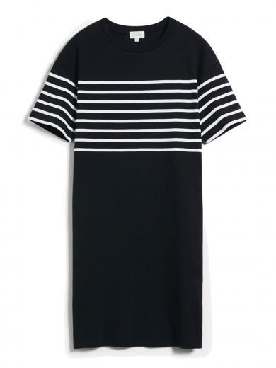 Talekaa Placed Stripe black