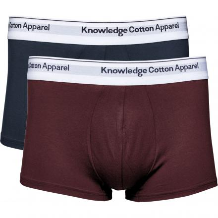 Knowledge Cotton Apparel 2 pack underwear - season