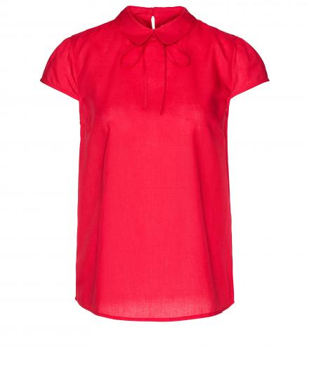 ARMEDANGELS Elina ribbon red | XS