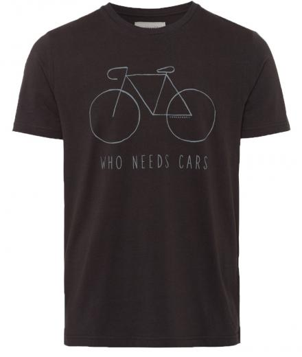 ARMEDANGELS James City Bike acidblack | XL