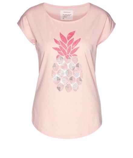 ARMEDANGELS Scarlett Ananas blossom pink | S