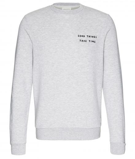 ARMEDANGELS Yorick Good Things grey melange | L