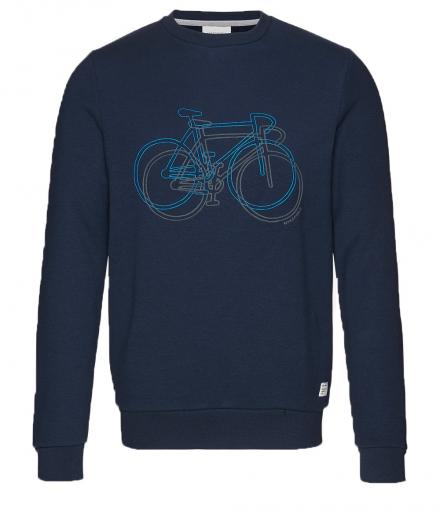 ARMEDANGELS Yorick Bike On Bike M | Dark Navy