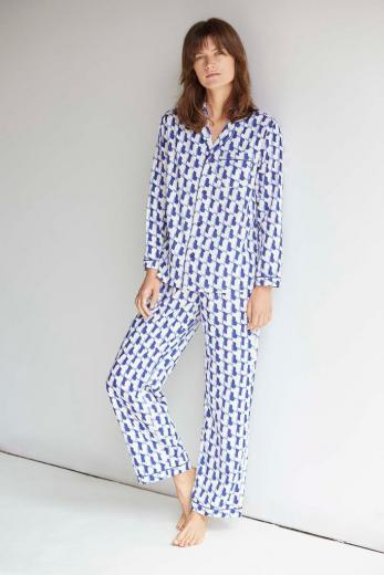 ALAS Harbour Long Sleeve Pyjama Set