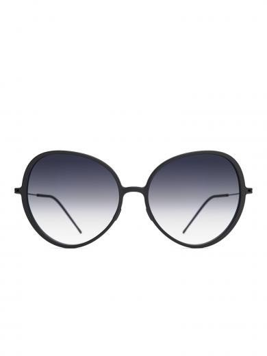 weareannu Cateye 03 L Black / Grey Gradient / Black