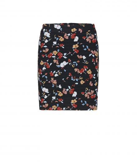 ARMEDANGELS Celia Full Fall Flowers black | M