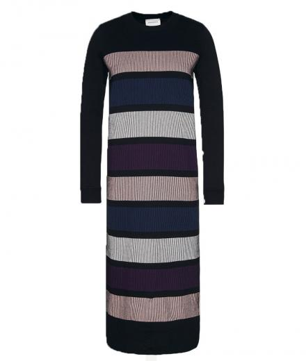 ARMEDANGELS Elvi Bold Stripes black | M