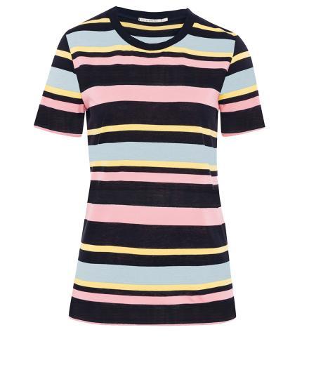 ARMEDANGELS Lida Multi Stripe sweet pink | M