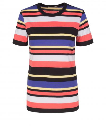 ARMEDANGELS Lida Multicolour Stripe black | XS