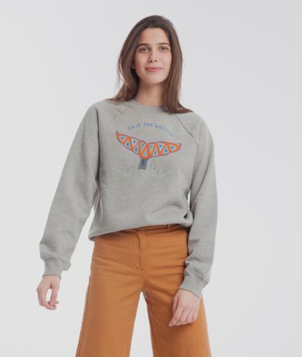 Thinking MU Arctic Raglan Sweatshirt