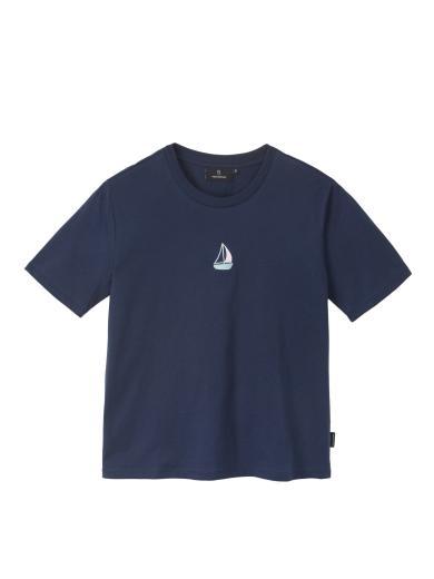 Classic T-Shirt SAILINGBOAT Navy