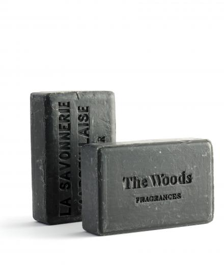 BROOKLYN SOAP COMPANY The Woods Beginning Blockseife