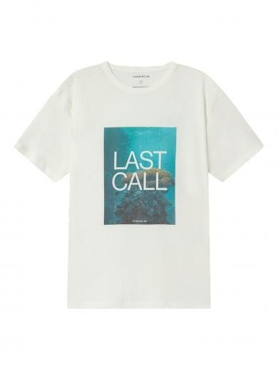 Thinking MU Last Call T-Shirt White