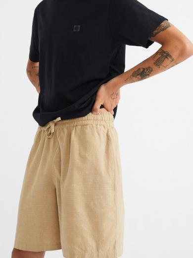 Thinking MU Henry Shorts Camel