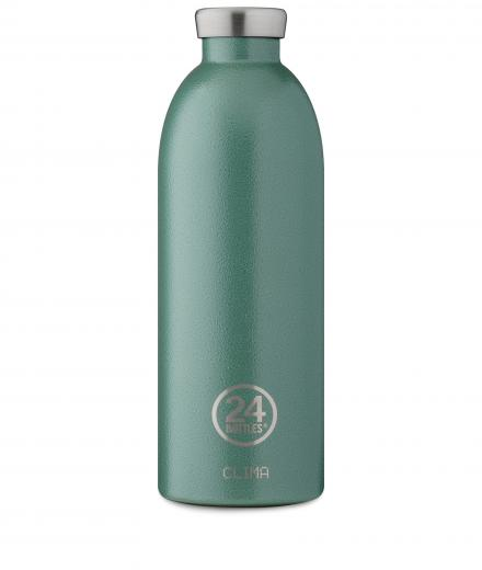 24Bottles Clima Thermosflasche 0,5l moss green