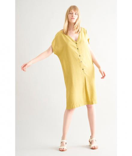 CUS Siena Crêpe Dress tuscany | S