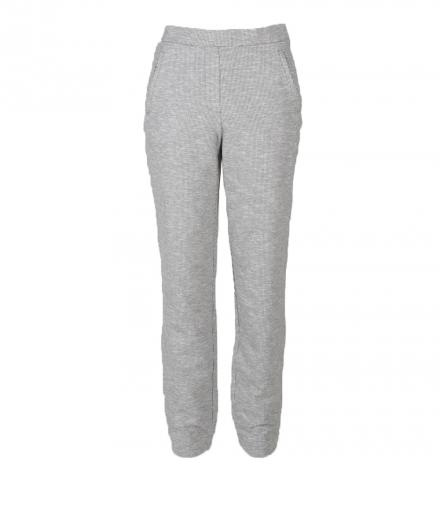 FRIEDA SAND Daphne Sweat Pants Houndstooth black | L