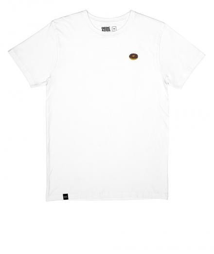 DEDICATED T-shirt Stockholm Donut white | L