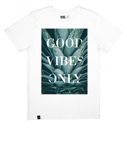 DEDICATED T-shirt Stockholm GVO Pineapple