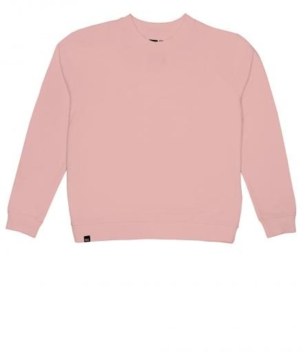 DEDICATED Sweatshirt Ystad mellow pink | S