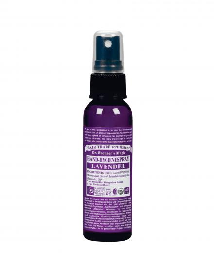 DR. BRONNER'S Handhygienespray Lavendel