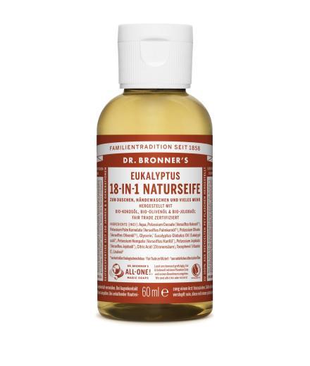 DR. BRONNER'S Liquid Soap Eukalyptus