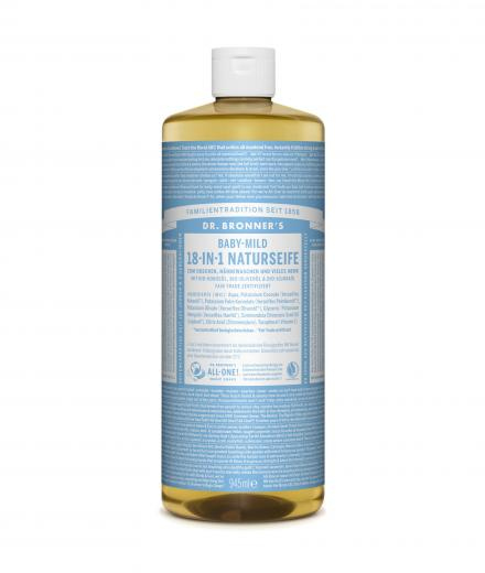 DR. BRONNER'S Liquid Soap Baby-Mild 945 ml