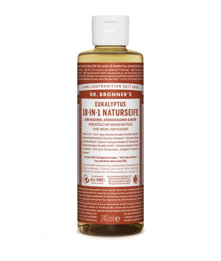 DR. BRONNER'S Liquid Soap Eukalyptus 236 ml