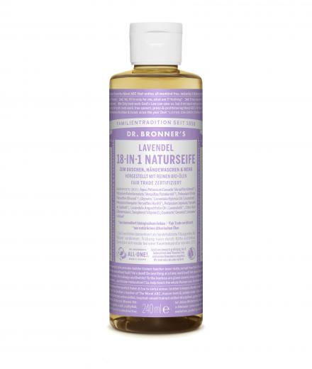 DR. BRONNER'S Liquid Soap Lavendel 240 ml