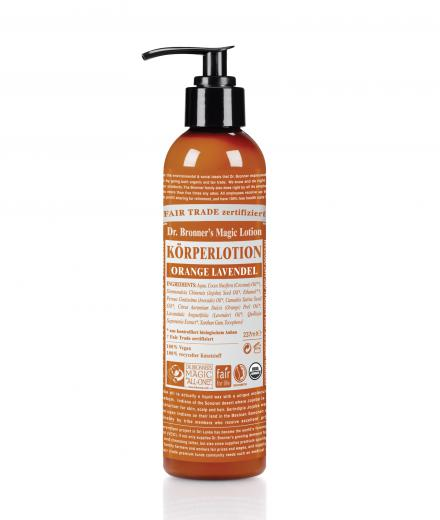 DR. BRONNER'S Lotion 237 ml