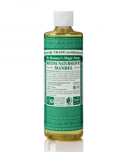 DR. BRONNER'S Liquid Soap Mandel 59 ml