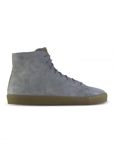 ekn footwear Oak High grey suede | 44