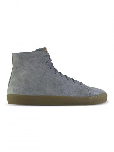 ekn footwear Oak High grey suede | 43