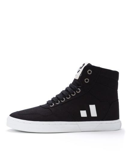 ETHLETIC Fair Sneaker Hiro Jet Black | 45