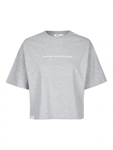 "eyd Cropped T-Shirt ""Empower"""
