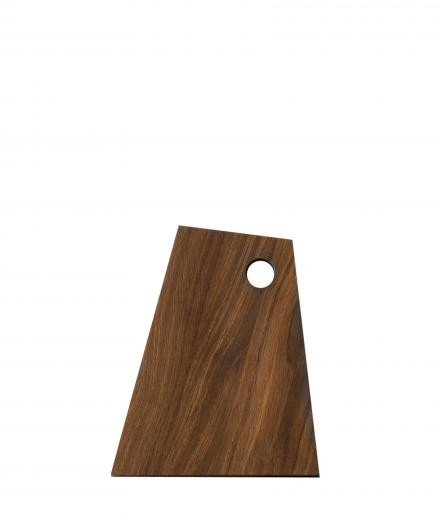ferm LIVING Asymmetric Cutting Board Small