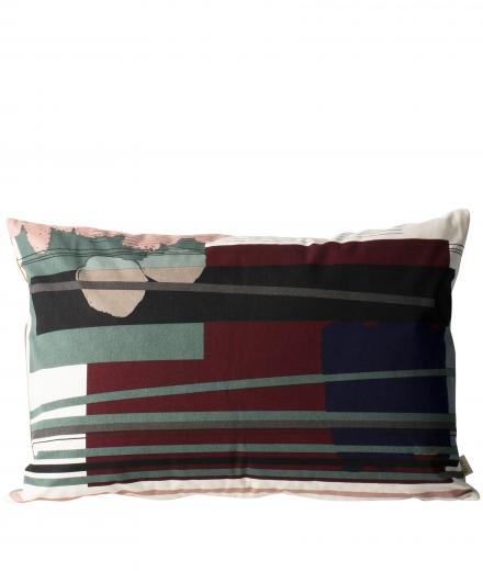 ferm LIVING Colour Block Cushion Large 3