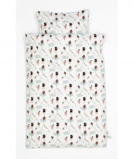 ferm LIVING Kite Bedding Rose Baby (70 x 100 / 40 x 45)