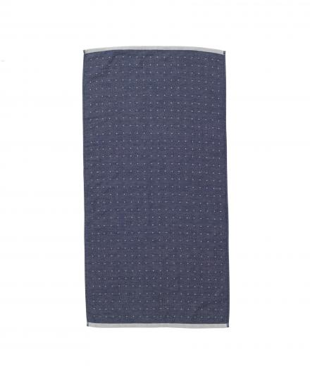 ferm LIVING Sento Hand Towel Blue